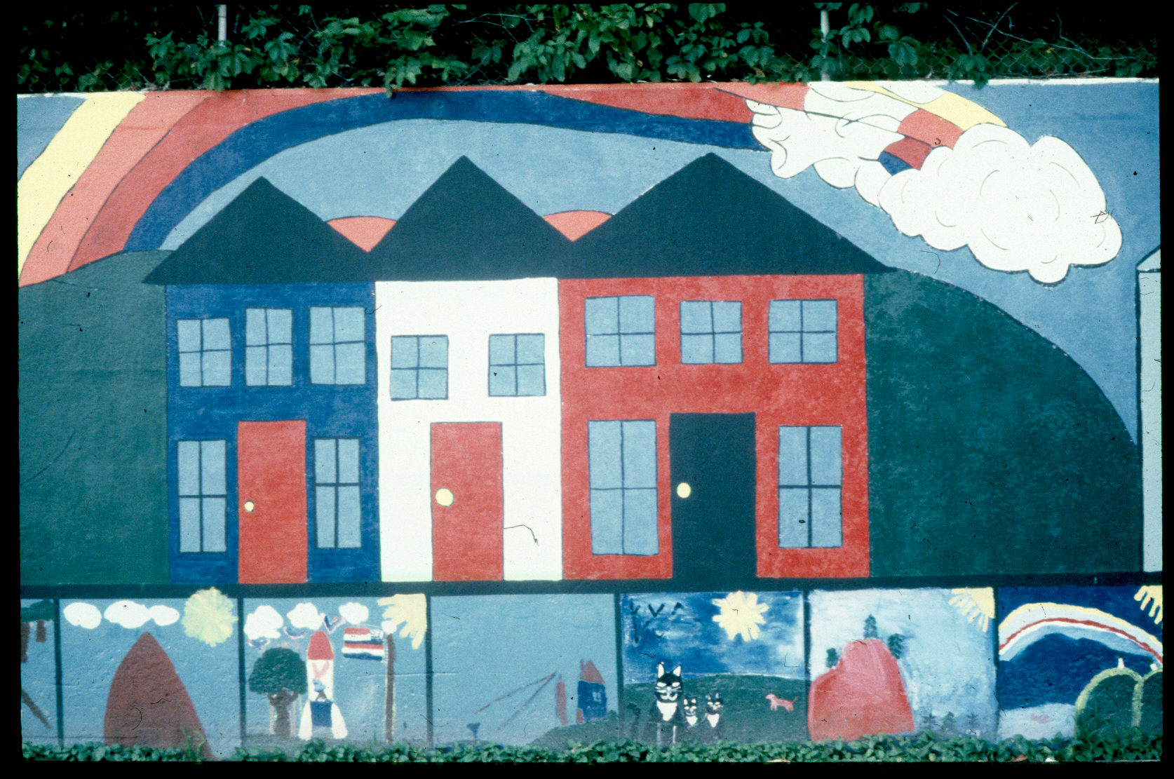 Mural So. Main St. Auburn